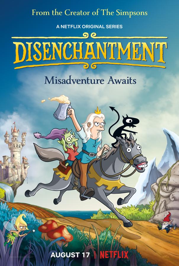 disenchantment_poster